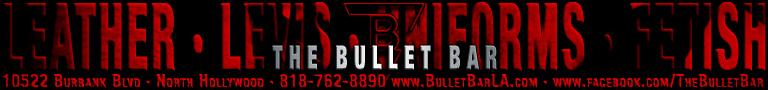 Bullet Bar North Hollywood Leather Bar