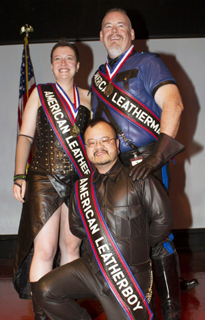 American Leather Family 2012
