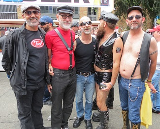 Men On Dore Alley