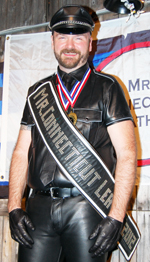 MrCTLeather2012MattKenney By Vern Stewart