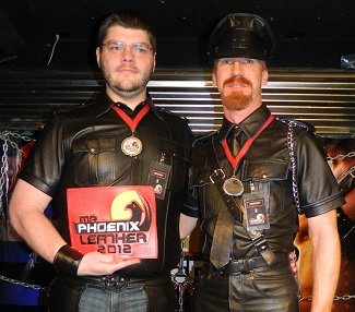 Phoenix Leather Winner By Kenneth Anthony