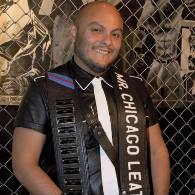 luis tipantasig chicago leather