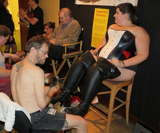 Nefarious Bootblacking DomCon Atlanta 2013 By Dave Rhodes