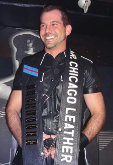 Chicago Leather 2013 Nick Zuko