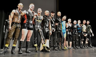 International Rubber 2013 Contestants By Ed Negrom