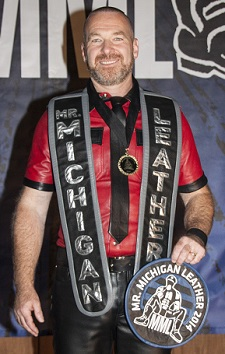 Michigan Leather 2014 Chuck Braidwood