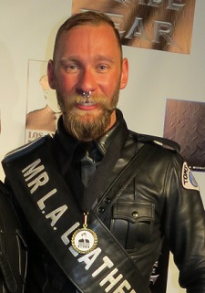 LA Leather 2014 Eric Paul Leue Photo By Dave Rhodes