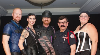 International Olympus Leather 2014 Judges By Jeff Koast