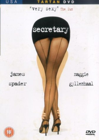 the secretary blu ray