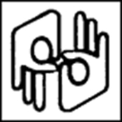 Deaf Interpreter Symbol