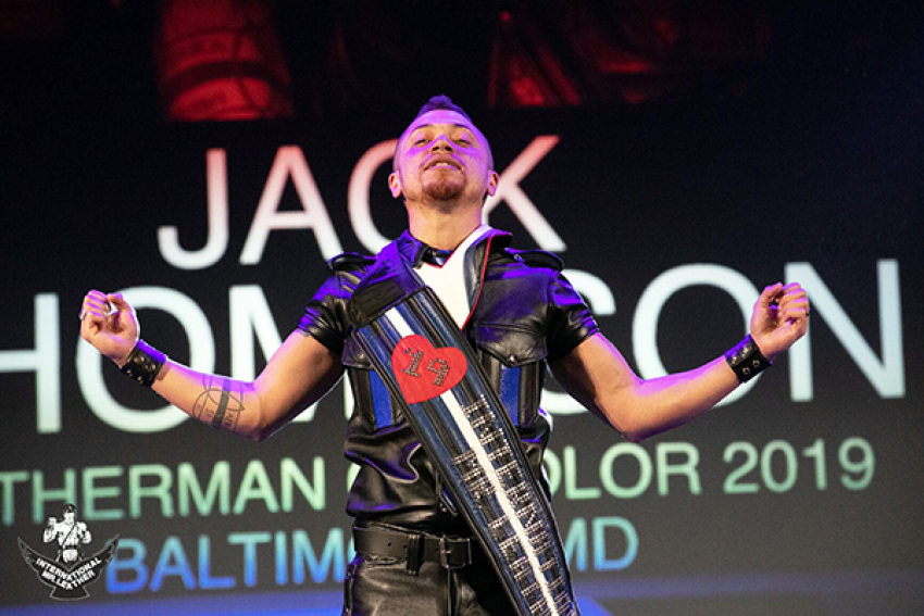 Jack Thompson is the first Trans POC to win IML title